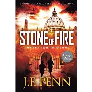 Stone of Fire: Large Print: 1 (ARKANE)