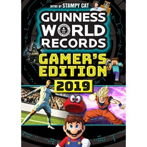 Guinness World Records Gamers 2019: 12th
