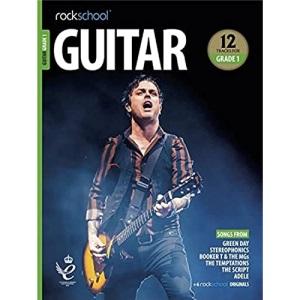 Rockschool Guitar Grade 1 (2018)