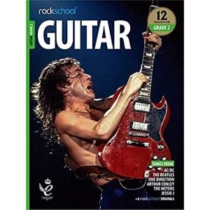 Rockschool Guitar Grade 2 (2018)