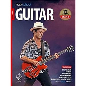 Rockschool Guitar Grade 4 (2018)