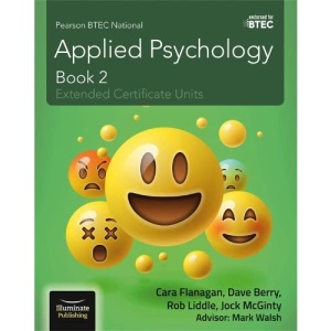 Pearson BTEC National Applied Psychology: Book 2