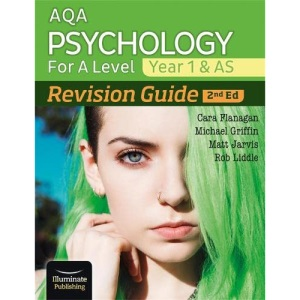 AQA Psychology for A Level Year 1 & AS Revision Guide: 2nd Edition