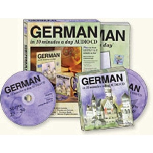 German in 10 Minutes a Day (10 Minutes a Day (R))