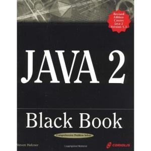 Java 2 Black Book (Black Book (Paraglyph Press))