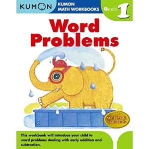 Grade 1 Word Problems (Kumon Math Workbooks)
