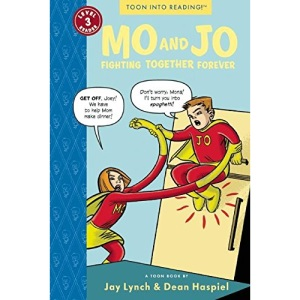 Mo and Jo: Fighting Together SC: TOON Level 3