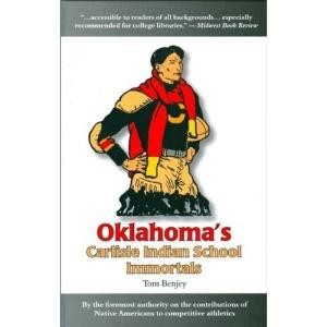 Oklahoma's Carlisle Indian School Immortals (Native American Sports Heroes)