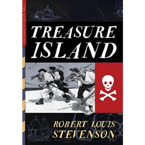 Treasure Island (Illustrated): With Artwork by N.C. Wyeth and Louis Rhead (9) (Top Five Classics)