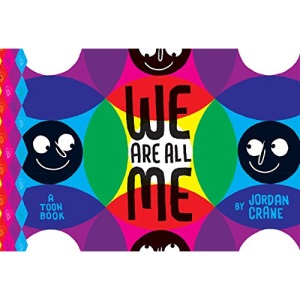 We Are All Me: TOON Level 1 (Toon Easy-to-read Comics, Level 1)