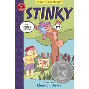 Stinky: TOON Level 2 (Toon Into Reading!: Level 2)