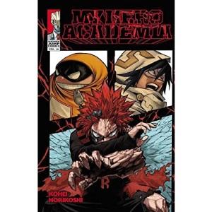 My Hero Academia 16: Red Riot: Volume 16