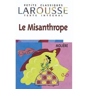 Le Misanthrope (Petite classiques)