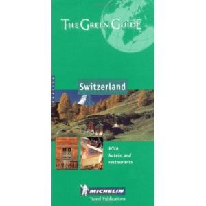 Switzerland Green Guide (Michelin Green Guides)
