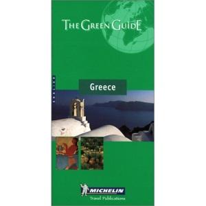 Michelin Green Guide: Greece (Michelin Green Tourist Guides (English))