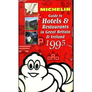 Great Britain and Ireland (Michelin Red Hotel & Restaurant Guides)