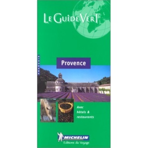 Provence Green Guide (Michelin Green Guides)
