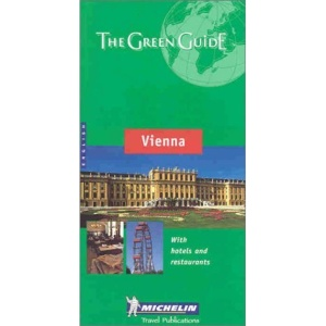 Vienna Green Guides 2002 (Michelin Green Guides)