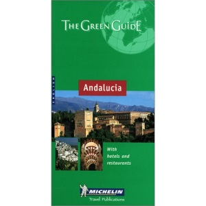 Michelin Green Guide: Andalucia (Michelin Green Guides)