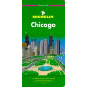 Michelin Green Guide Chicago (1st ed)