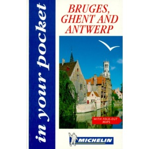 In Your Pocket Bruges, Ghent and Antwerp