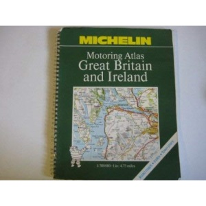 Michelin Motoring Atlas of Great Britain and Ireland