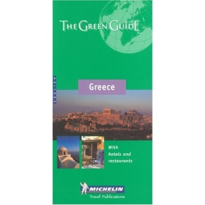 Greece Green Guide (Michelin Green Guides)