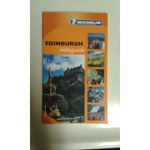 Edinburgh Miniguide 2004 (Michelin Mini-guides UK)