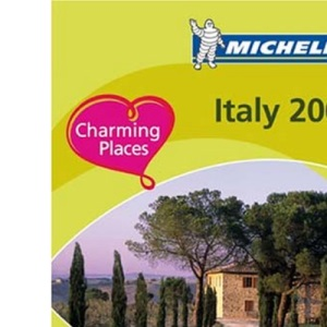 Hotels and Guesthouses in Italy 2006 2006 (Michelin Guides)