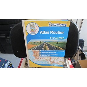 Atlas Routier France 2007 (ATLAS(SEN) MICHELIN)