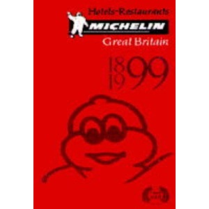 Michelin Red Guide Great Britain & Ireland Hotels-Restaurants