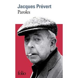 Paroles (Folio): A36762