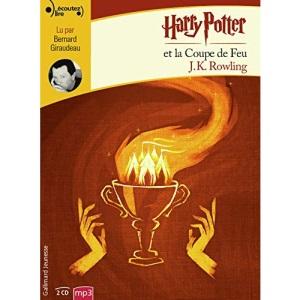 Harry Potter et la coupe de feu (2 CD MP3)