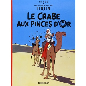 Crabe Aux Pinces d'or (Tintin)
