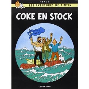 Coke En Stock (Tintin)