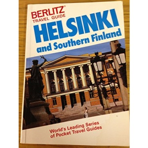 Berlitz Travel Guide to Helsinki and Southern Finland (Berlitz Travel Guides)