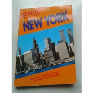 Berlitz Travel Guide to New York (Berlitz Travel Guides)
