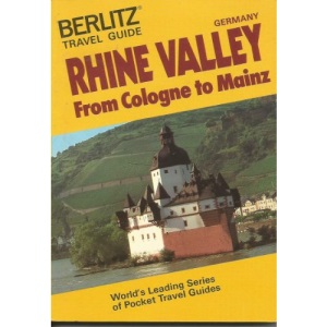 Berlitz Travel Guide to the Rhine Valley (Berlitz Travel Guides)