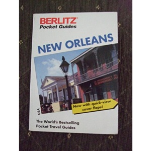 New Orleans (Berlitz Pocket Travel Guides)