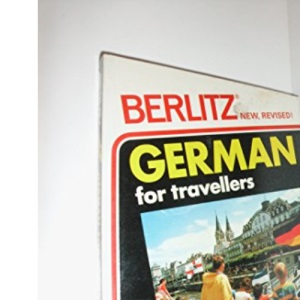 German Phrase Book (Berlitz Phrase Books)