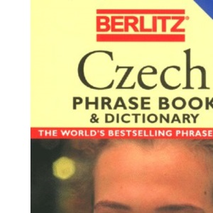 Czech Phrase Book and Dictionary (Berlitz Phrase Books)