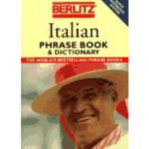 Italian Phrase Book (Berlitz Phrase Books)