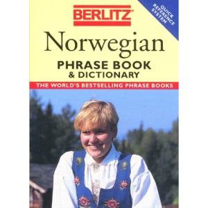 Norwegian Phrase Book with Dictionary (Berlitz Phrase Books)