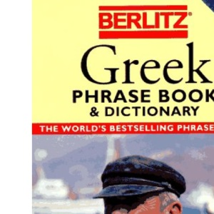 Greek Phrase Book and Dictionary (Berlitz Phrase Books)