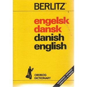Berlitz Danish-English Pocket Dictionary (Berlitz Pocket Dictionaries)