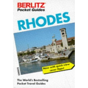 Rhodes (Berlitz Pocket Travel Guides)
