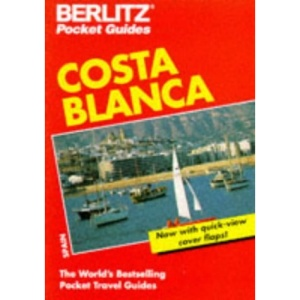 Costa Blanca (Berlitz Pocket Travel Guides)