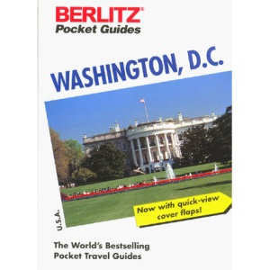 Washington (Berlitz Pocket Travel Guides)
