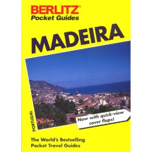 Madeira (Berlitz Pocket Travel Guides)