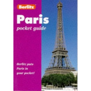 Paris (Berlitz Pocket Guides)